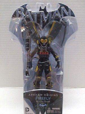 Batman Arkham Origins Series 2 Firefly