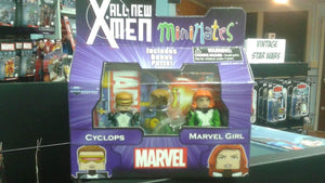 Marvel Minimates Series 59 Marvel Now X-Men - Cyclops with Marvel Girl