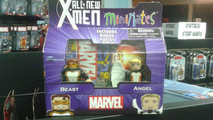 Marvel Minimates Series 59 Marvel Now X-Men - Beast with Angel