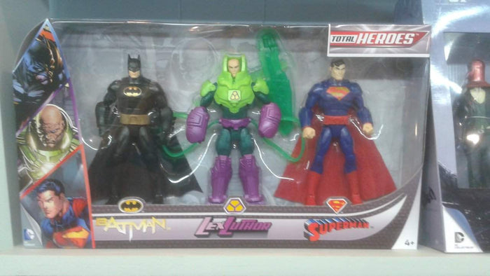 DC Total Heroes Battle in a Box