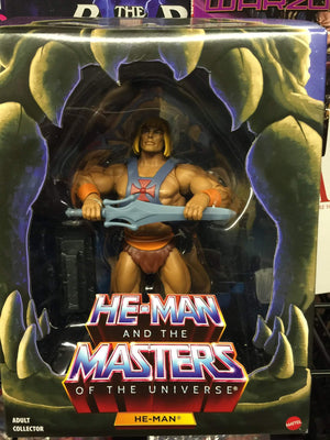 He-Man Matty Collector Classics 2.0