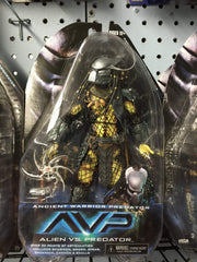 "Ancient Warrior Predator - Predator Series 15, 7"" Scale Action Figures"