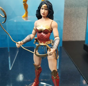Rebirth Wonder Woman- DC Comics Multiverse Wave 9 (Lex Luthor BAF)