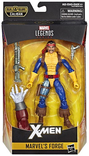 Forge - X-Men Marvel Legends Wave 4 (Caliban BAF)