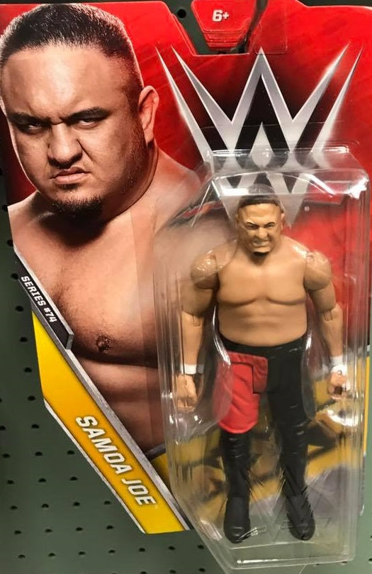 WWE Basic Series 74 - Samoa Joe