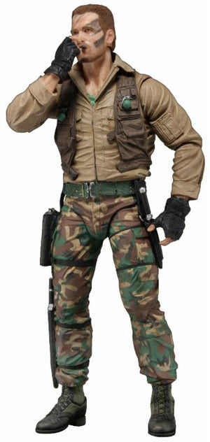 "Jungle Extraction Dutch - Predator - 7"" Scale Action Figure - 30th Anniversary"