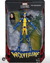 Wolverine (Laura) - Deadpool Marvel Legends Wave 2 Case (Sauron BAF)