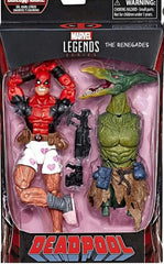 Deadpool (No Pants) - Deadpool Marvel Legends Wave 2 Case (Sauron BAF)