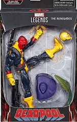 Deadpool X-Men - Deadpool Marvel Legends Wave 2 Case (Sauron BAF)