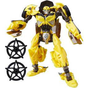 Bumblebee - Transformers The Last Knight Deluxe Wave 1