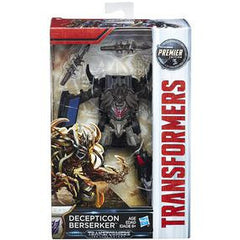 Decepticon Berserker - Transformers The Last Knight Deluxe Wave 1