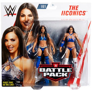 Billie Kay and Peyton Royce - WWE Battle Pack Series 61