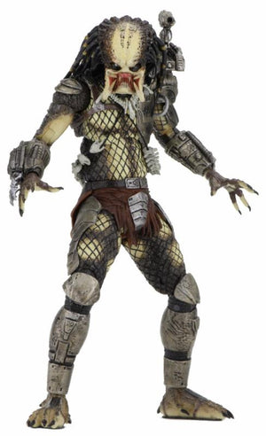 "Jungle Hunter Unmasked - Predator - 7"" Scale Action Figure - 30th Anniversary"