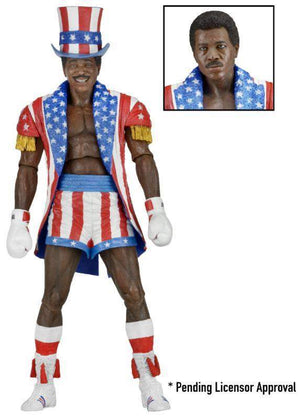 Apollo Creed - Rocky 40th Anniversary Series 2 (Rocky IV)