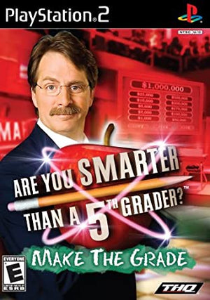 Are You Smarter Than A 5th Grader? Make the Grade