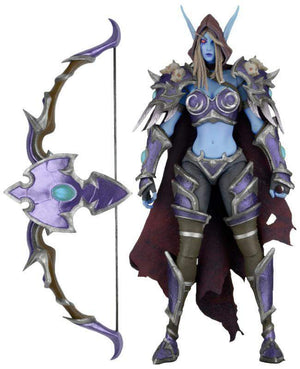 "Sylvanas - Heroes of the Storm Series 3 - 7"" Scale Action Figure"