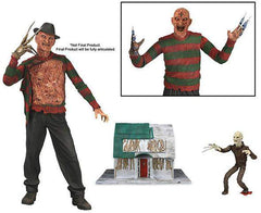 Nightmare on Elm Street: Dream Warriors – 7″ Scale Action Figure – Ultimate Part 3 Freddy