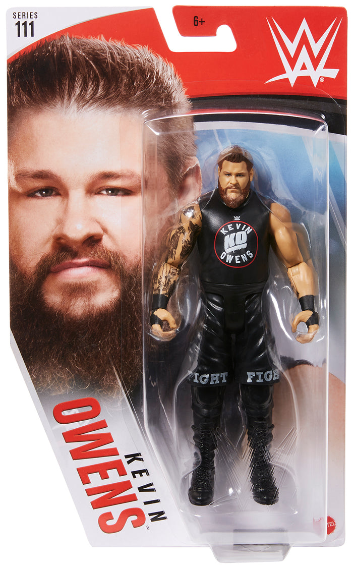 Kevin Owens - WWE Basic Series 111