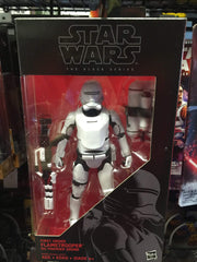 First Order Flametrooper - Star Wars Black Series 6-Inch Wave 5