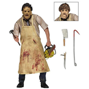"Texas Chainsaw - 7"" Action Fig - Ultimate Leatherface"