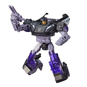 Barricade - Transformers Generations Siege Deluxe Wave 4