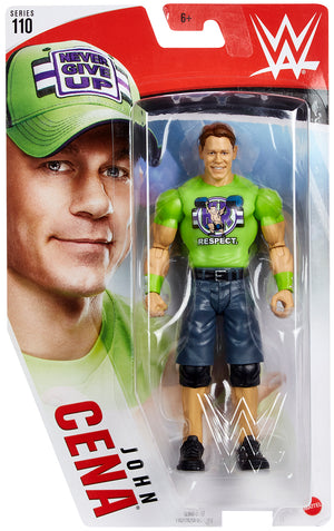 John Cena - WWE Basic Series 110