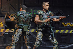"Colonial Marines 30th Anniversary 2 Pack - Aliens 7"" Scale Action Figures"