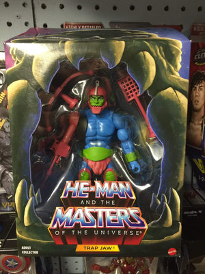Trap Jaw - He Man Matty Collector Classics 2.0