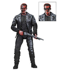 "Terminator 2 - 7"" Action Figure - T-800 (Video Game Appearance)"