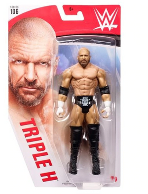 Triple H - WWE Basic Series 106