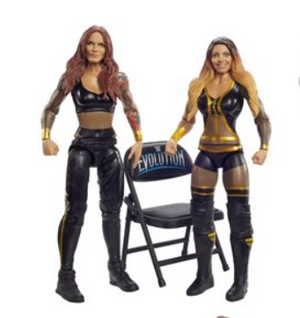 Lita & Trish Stratus - WWE Battle Pack Series 64