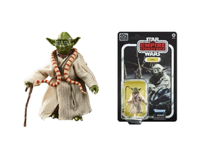 Yoda - Star Wars Black Series ESB 40th Anniversary Wave 1