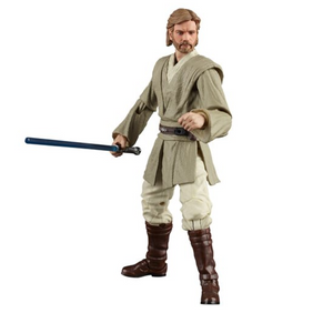 Obi-Wan Kenobi (AOTC) - Star Wars The Black Series Wave 4