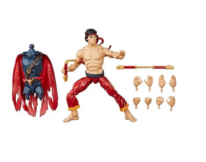 Shang Chi - Spider-Man Marvel Legends Wave 1 (Demogoblin BAF)