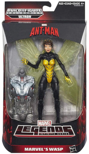 Marvels Wasp-Ant-Man Marvel Legends Action Figures Wave 1