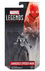Armored Spider Man - Marvel Legends 3 3/4-Inch 2016 Wave 3