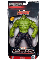 Hulk - Avengers Marvel Legends Wave 2 Thanos Build a Figure