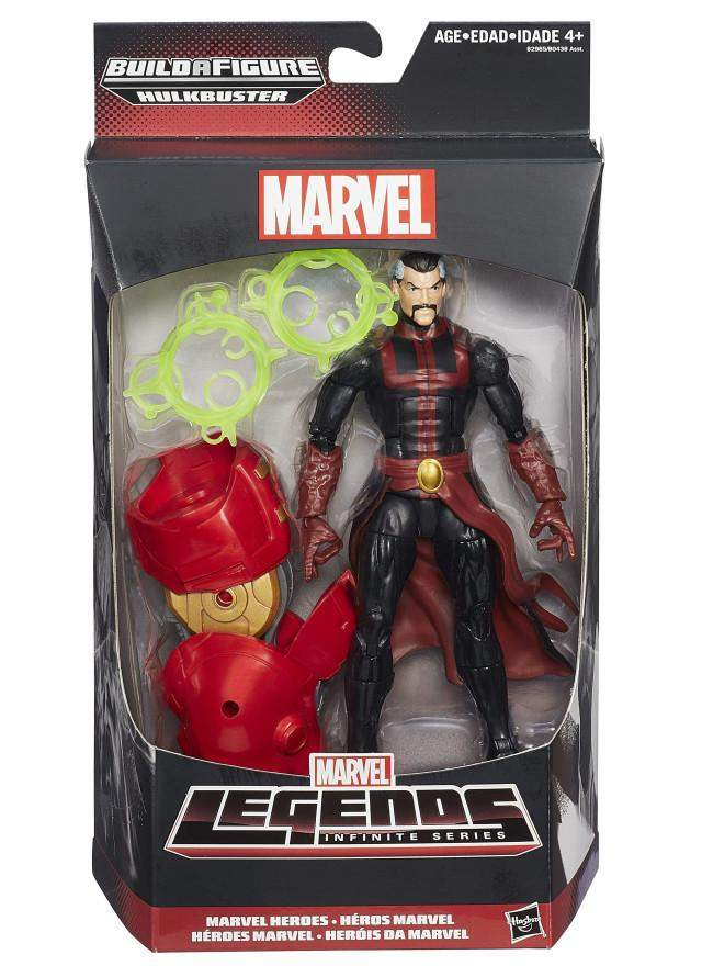 Marvels Dr Strange-Avengers Marvel Legends Action Figures Wave 3