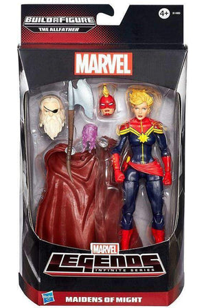 Marvel Legends Avengers 2015 - Captain Marvel Carol Danvers