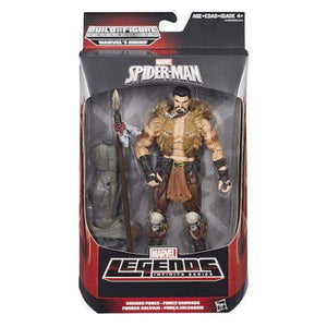 Kraven - Amazing Spider-Man 2 Marvel Legends  Wave 4