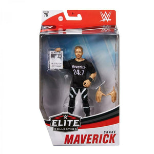 Dave Maverick - WWE Elite Series 78