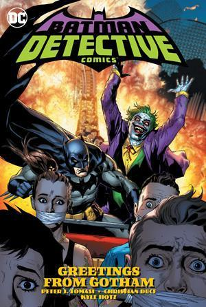 Batman Detective Comics Vol 03 Greetings From Gotham Tp