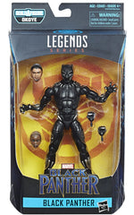 Black Panther - Black Panther Marvel Legends 6-Inch Action Figures Wave 1