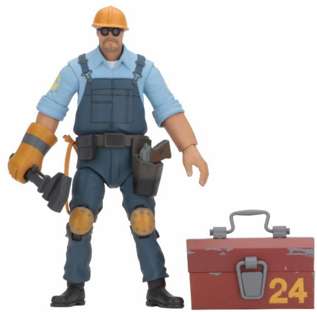 Engineer - Team Fortress - Series 3.5 BLU