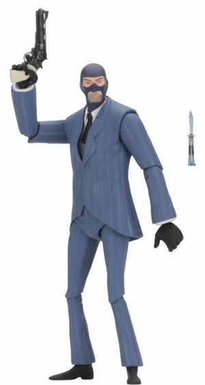 Spy - Team Fortress - Series 3.5 BLU