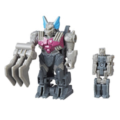 Megatronus with Bomb Burst Armor - Transformers Generations Prime Masters Wave 3