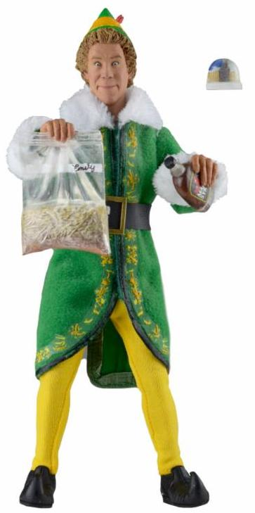 "Elf - 8"" Clothed Figure - Buddy the Elf"