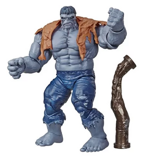 Marvel Legends 6-Inch Grey The Incredible Hulk Action Figure - Exclusive