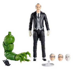 Alfred Pennyworth - DC Multiverse Batman 80th Wave 12 (Killer Croc BAF)
