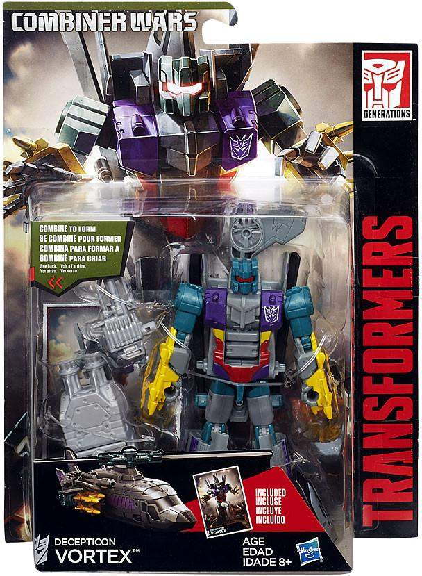 Vortex Transformers Combiner Wars Deluxe Wave 5 Luke Cades
